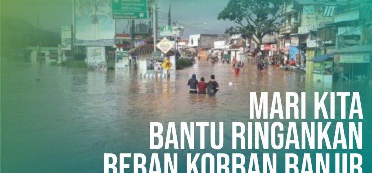 SMPIT FI-2 Peduli Korban Banjir